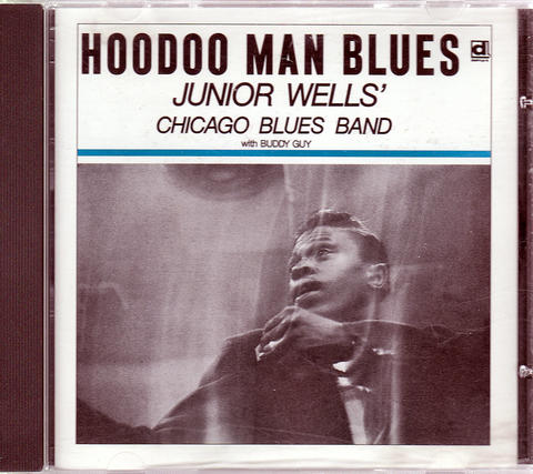 Junior Wells' Chicago Blues Band CD