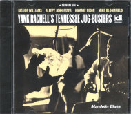 Yank Rachell's Tennessee Jug-Busters CD