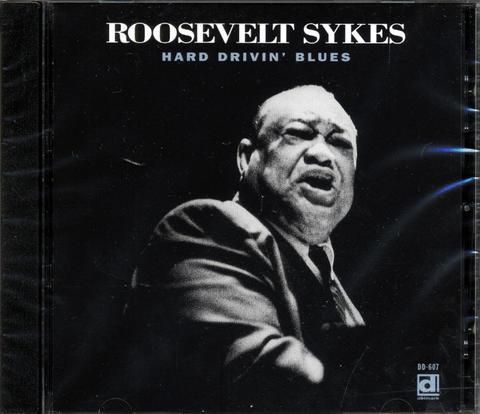 Roosevelt Skyes CD