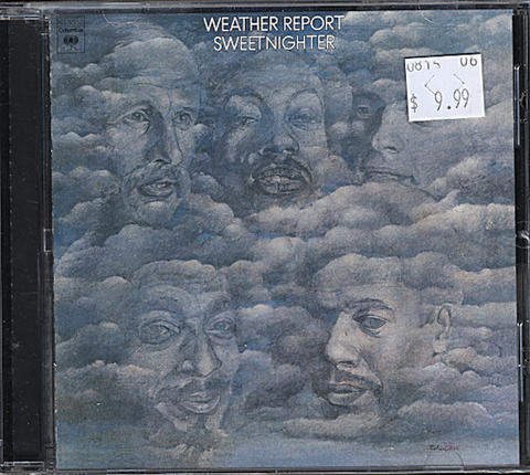 Weather Report CD
