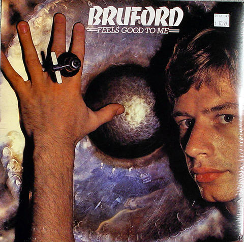 "Bill Bruford Vinyl 12"" (New)"