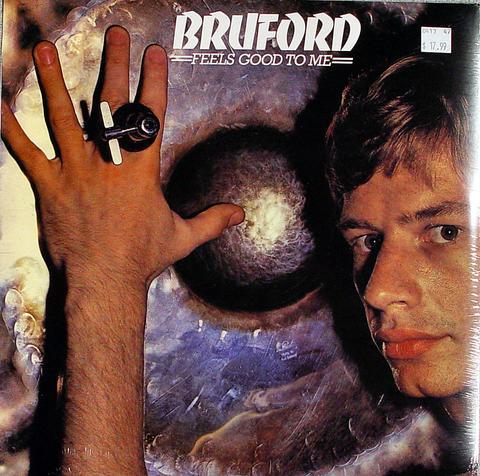 """Bill Bruford Vinyl 12"""" (New)"""