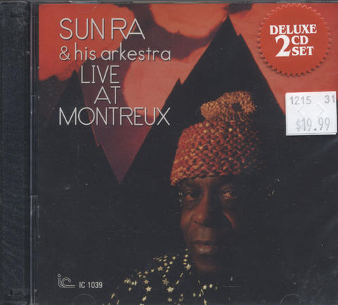 Sun Ra & His Arkestra CD