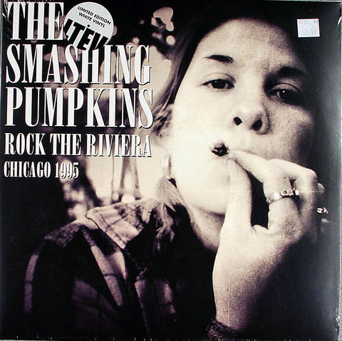 "The Smashing Pumpkins Vinyl 12"" (New)"
