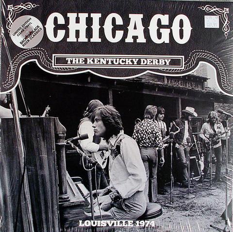"Chicago Vinyl 12"" (New)"