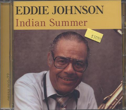 Eddie Johnson CD