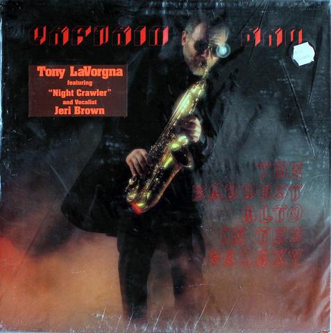 """Tony LaVorgna Vinyl 12"""" (New)"""