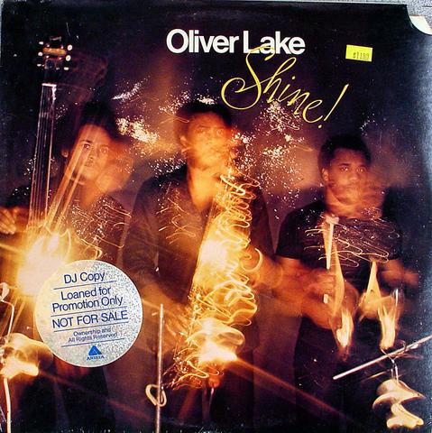"""Oliver Lake Vinyl 12"""" (New)"""