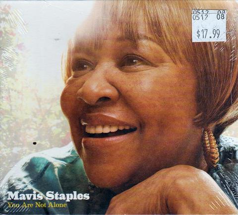 Mavis Staples CD