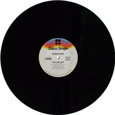 """Sarah Dash Vinyl 12"""" (Used)"""