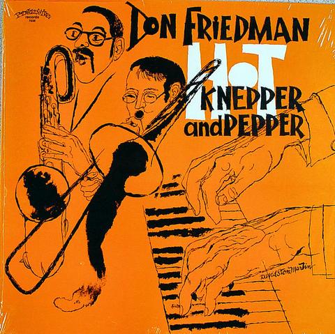 """Don Friedman Vinyl 12"""" (New)"""