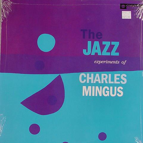"Charles Mingus Vinyl 12"" (New)"