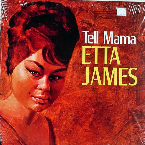 "Etta James Vinyl 12"" (New)"