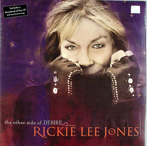 "Rickie Lee Jones Vinyl 12"" (New)"