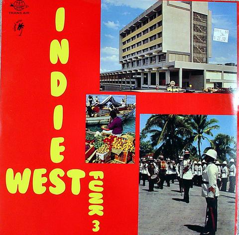 """West Indies Funk 3 Vinyl 12"""" (New)"""