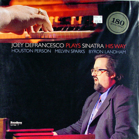 "Joey Defrancesco Vinyl 12"" (New)"