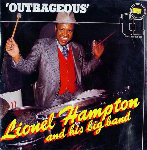 """Lionel Hampton & His Big Band Vinyl 12"""" (New)"""