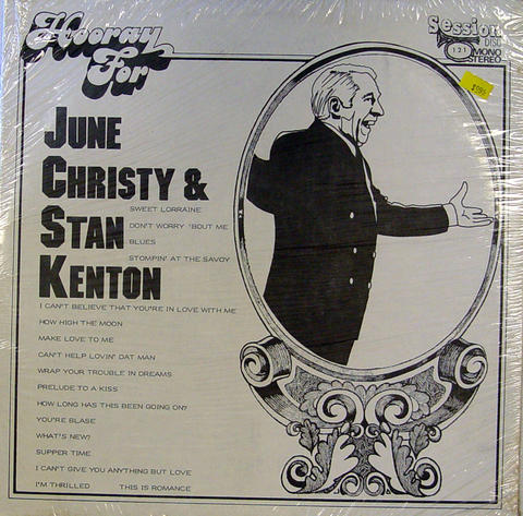 "June Christy Vinyl 12"" (New)"