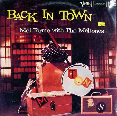 """Mel Torme Vinyl 12"""" (Used)"""