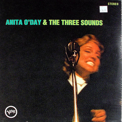 """Anita O'Day Vinyl 12"""" (New)"""