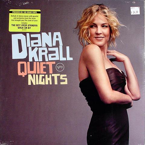 """Diana Krall Vinyl 12"""" (New)"""