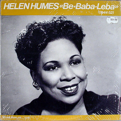 "Helen Humes Vinyl 12"" (New)"