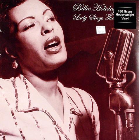 "Billie Holiday Vinyl 12"" (New)"