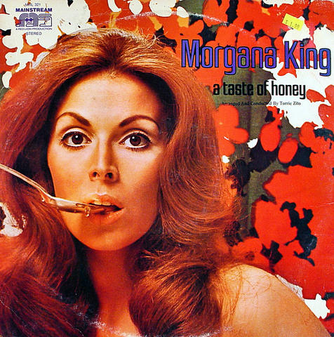 "Morgana King Vinyl 12"" (Used)"