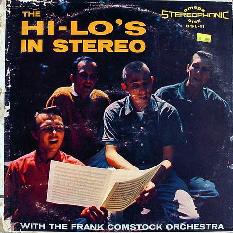 "Hi-Lo's Vinyl 12"" (Used)"
