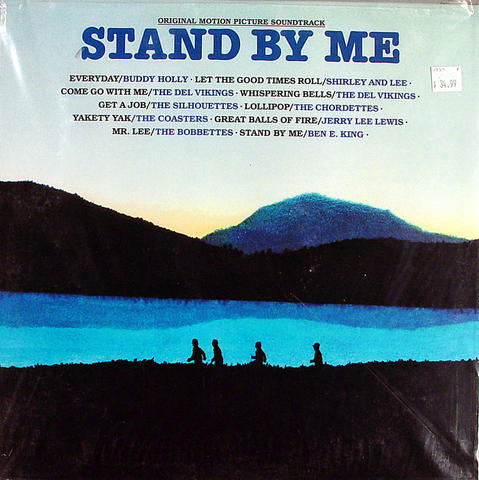 "Stand By Me Vinyl 12"" (New)"