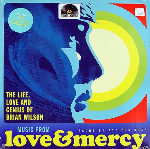 "Music From Love & Mercy Vinyl 12"" (New)"