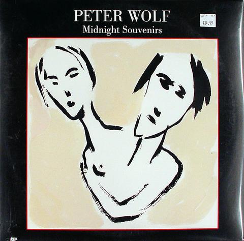 "Peter Wolf Vinyl 12"" (New)"