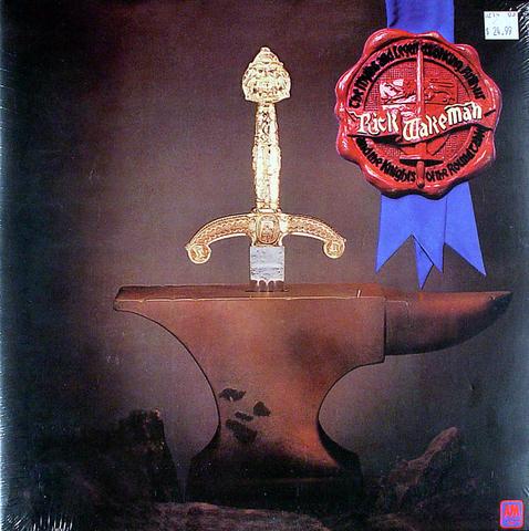"""Rick Wakeman Vinyl 12"""" (New)"""