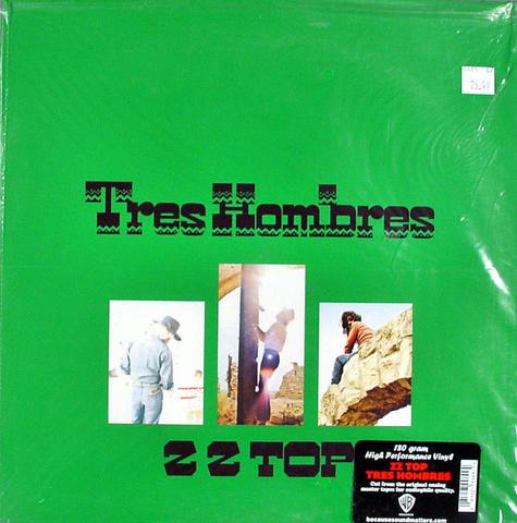 "ZZ Top Vinyl 12"" (New)"