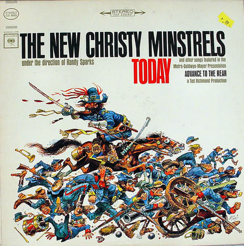 "The New Christy Minstrels Vinyl 12"" (Used)"