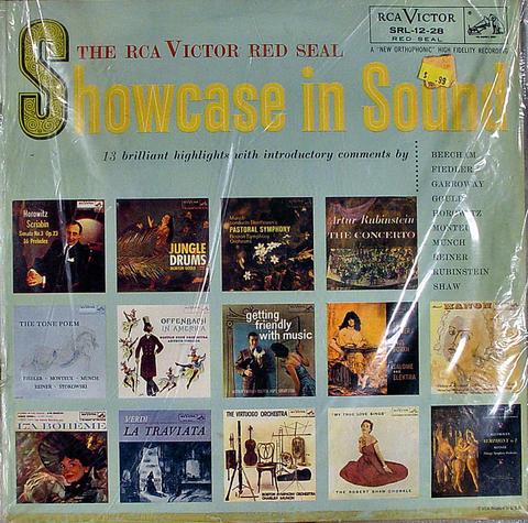 "Showcase In Sound Vinyl 12"" (Used)"