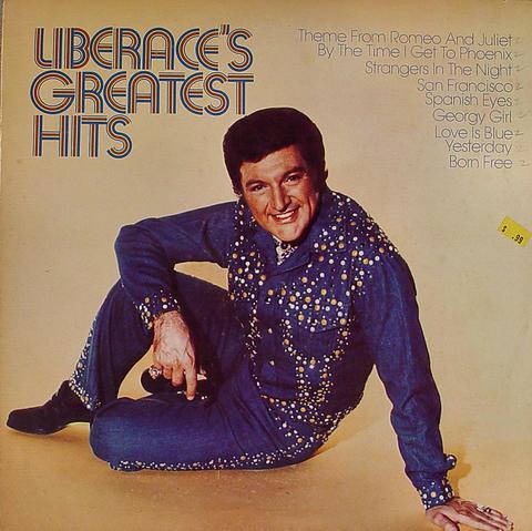 """Liberace Vinyl 12"""" (Used)"""