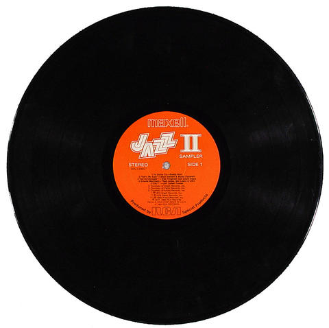 "Jazz II Sampler Vinyl 12"" (Used)"