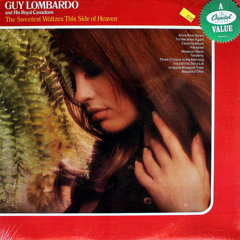 "Guy Lombardo and His Royal Canadians Vinyl 12"" (New)"