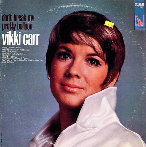 "Vikki Carr Vinyl 12"" (Used)"