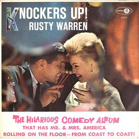 """Rusty Warren Vinyl 12"""" (Used)"""