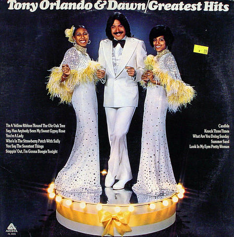 "Tony Orlando & Dawn Vinyl 12"" (Used)"