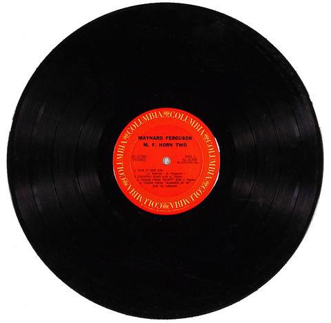 "Maynard Ferguson Vinyl 12"" (Used)"