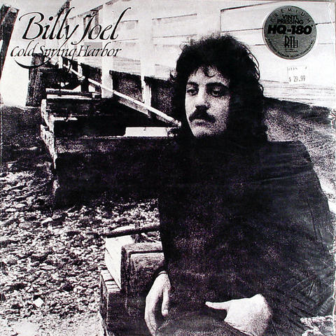 "Billy Joel Vinyl 12"" (New)"