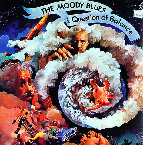 "The Moody Blues Vinyl 12"" (New)"