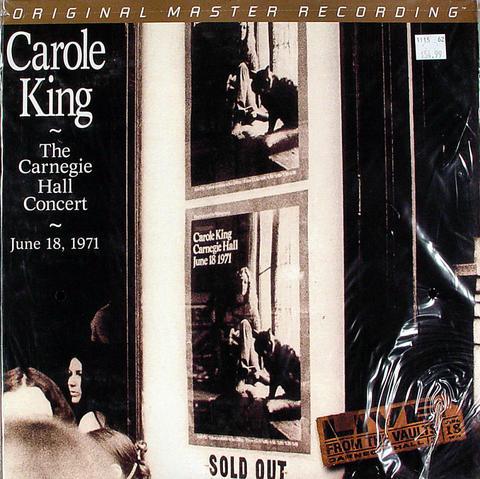 "Carole King Vinyl 12"" (New)"