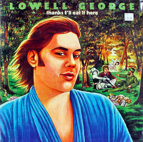 "Lowell George Vinyl 12"" (New)"