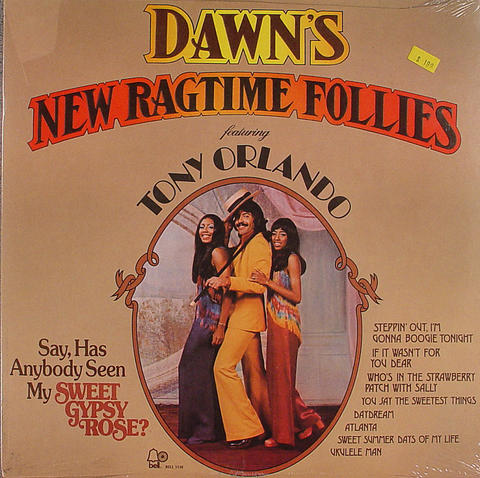 "Dawn's New Ragtime Follies Vinyl 12"" (New)"