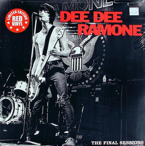 """Dee Dee Ramone Vinyl 12"""" (New)"""