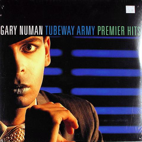 """Gary Numan Vinyl 12"""" (New)"""